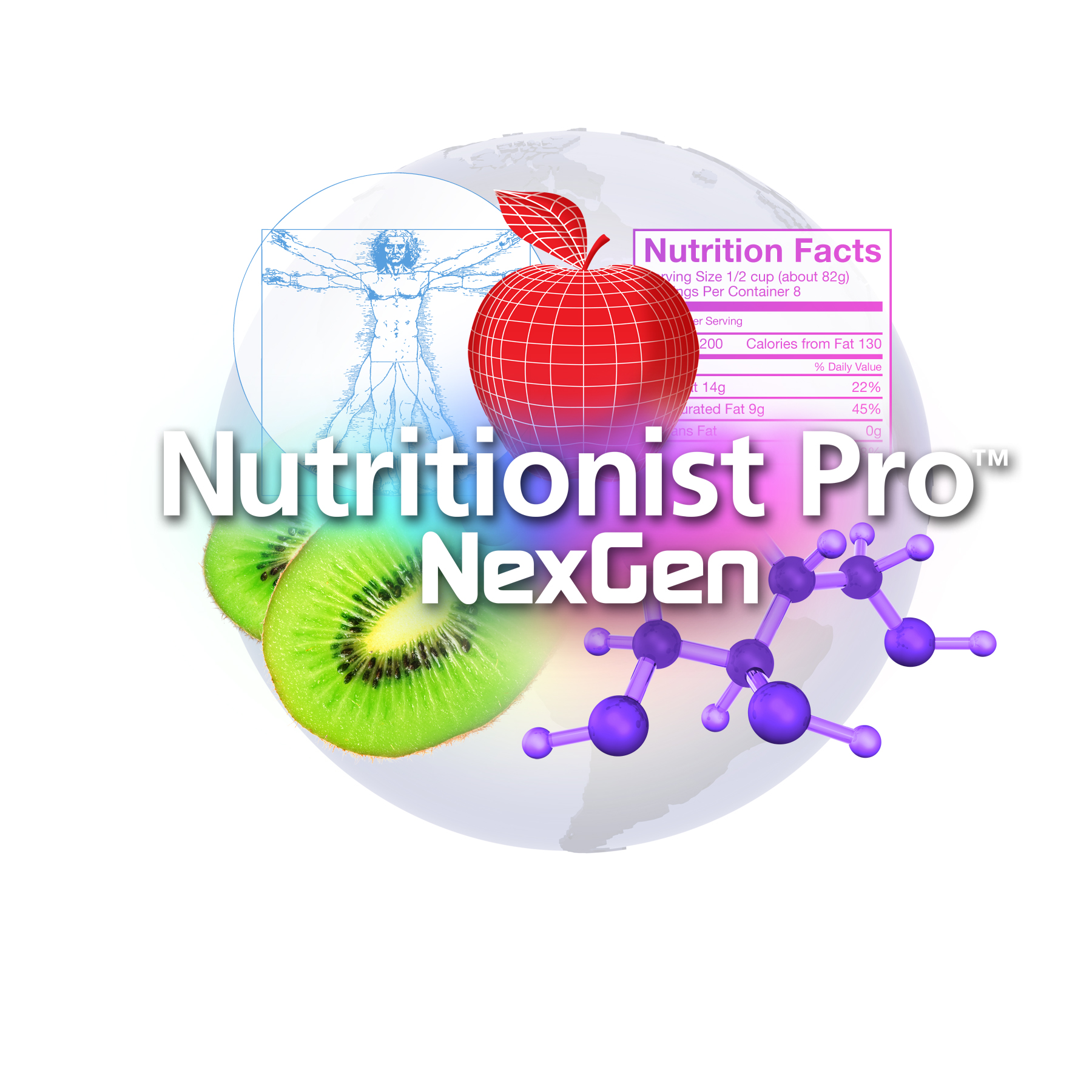 Nutritionist Pro - Nutrition Information Software
